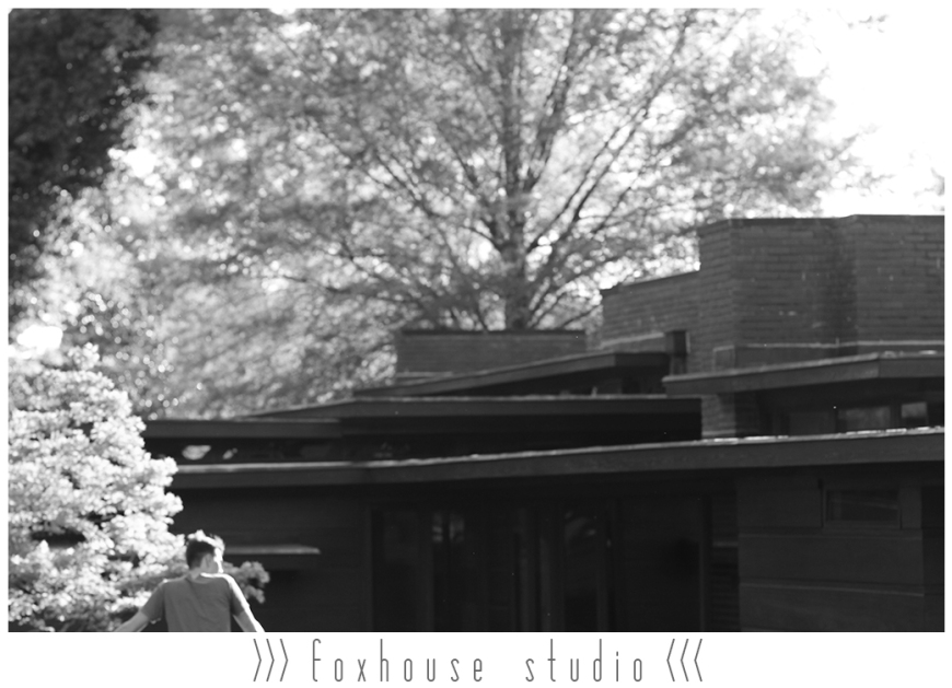 Frank Lloyd Wright Home, Florence, Alabama